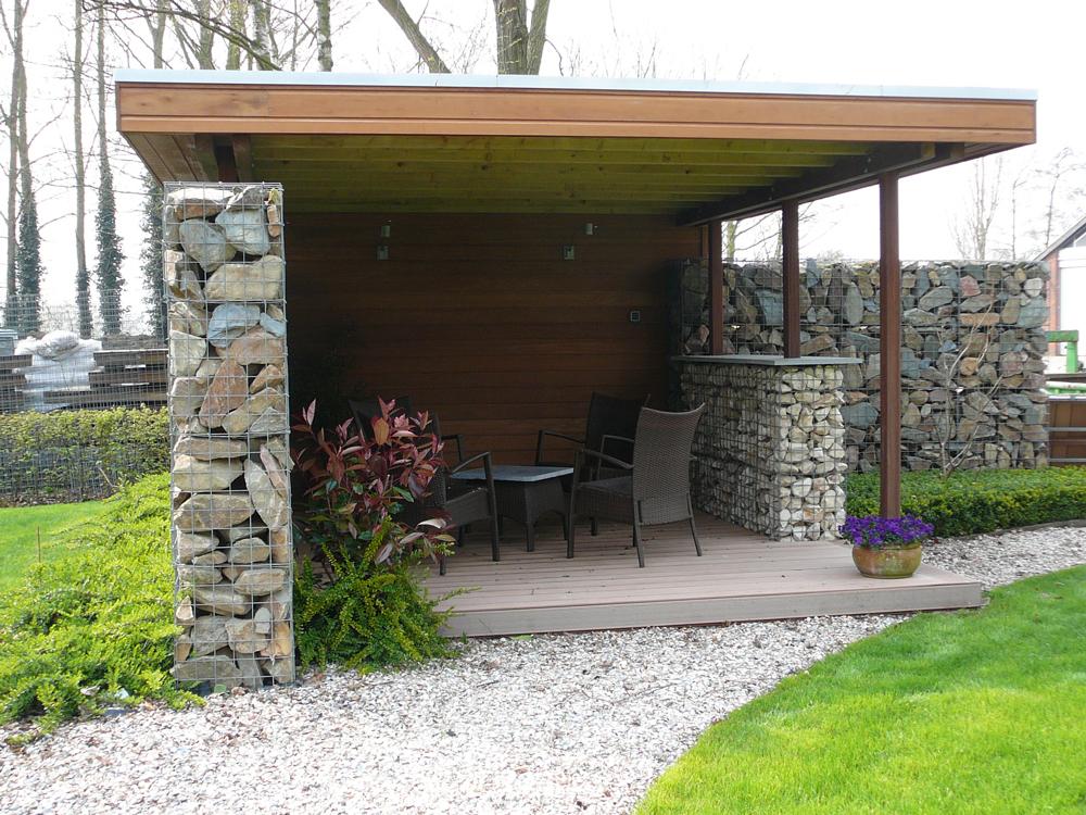 Steenkorven tuintechniek van rijswijk - Tuin grind decoratief ...